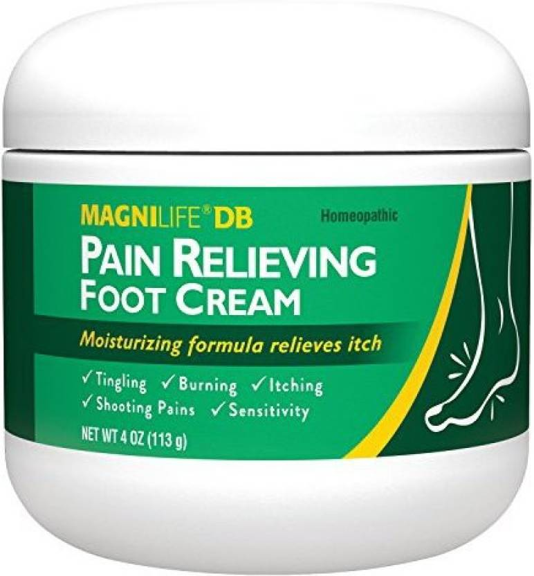 Magnilife Pain Relieving Foot Cream Calms Damaged Nerves In Feet And