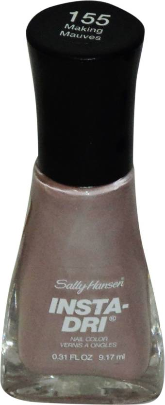 Sally Hansen Insta-Dri Fast Dry Making Mauves #155 - Price