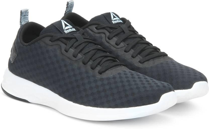 777fd38c44fd7f REEBOK ASTRORIDE SOUL Walking Shoes For Men - Buy BLACK WHITE Color ...