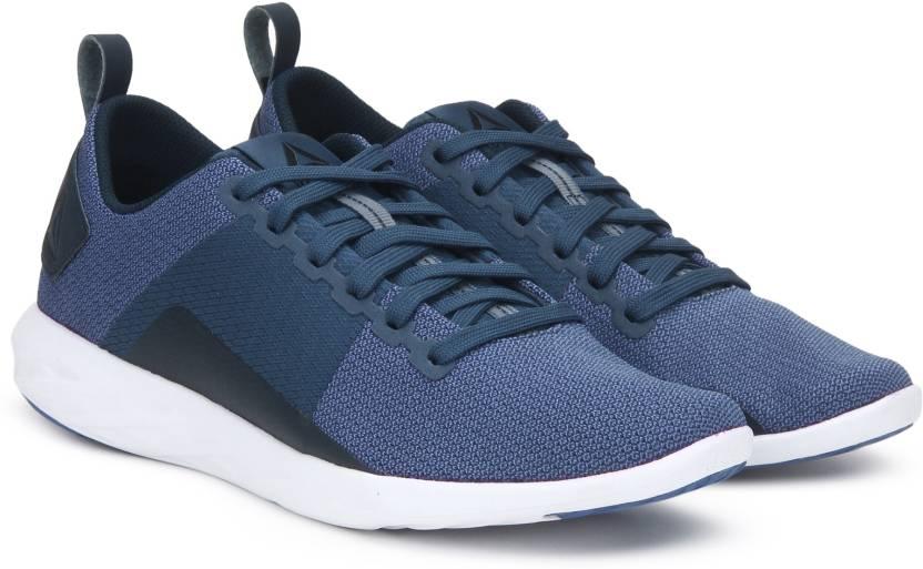 ba25c1037d3d68 REEBOK ASTRORIDE WALK Walking Shoes For Men - Buy BLUE NAVY WHITE ...