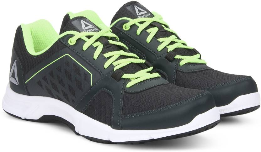 443a811d8ce0 REEBOK EDGE QUICK EXTREME Running Shoes For Men - Buy GRAVEL NEON ...