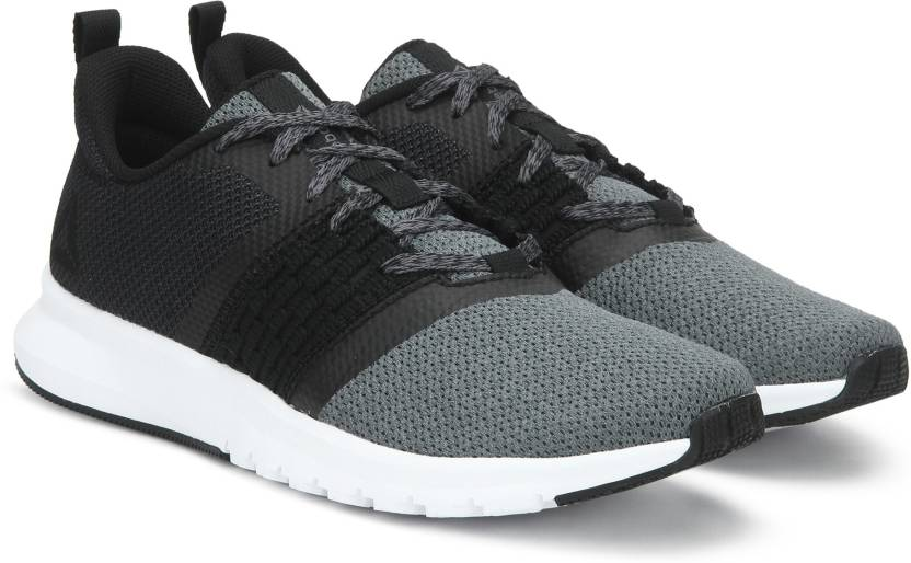 a20ab214e3d REEBOK PRINT LITE RUSH Running Shoes For Men (Black