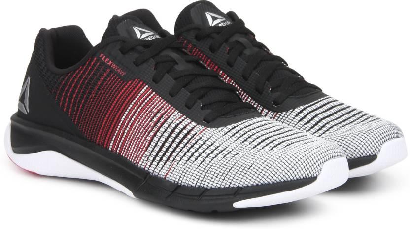 1bde77e94 REEBOK FSTR FLEXWEAVE Running Shoes For Men - Buy WHITE PRIMAL RED ...
