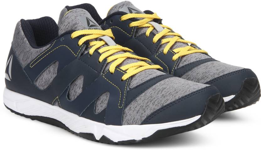 67a32fd76 REEBOK RUN ESSENCE XTREME Running Shoes For Men - Buy GREY NAVY ...
