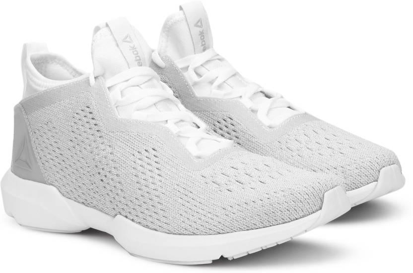 3110ed0fcca3 REEBOK PLUS RUNNER 2.0 Running Shoes For Men - Buy WHITE SKULL GREY ...