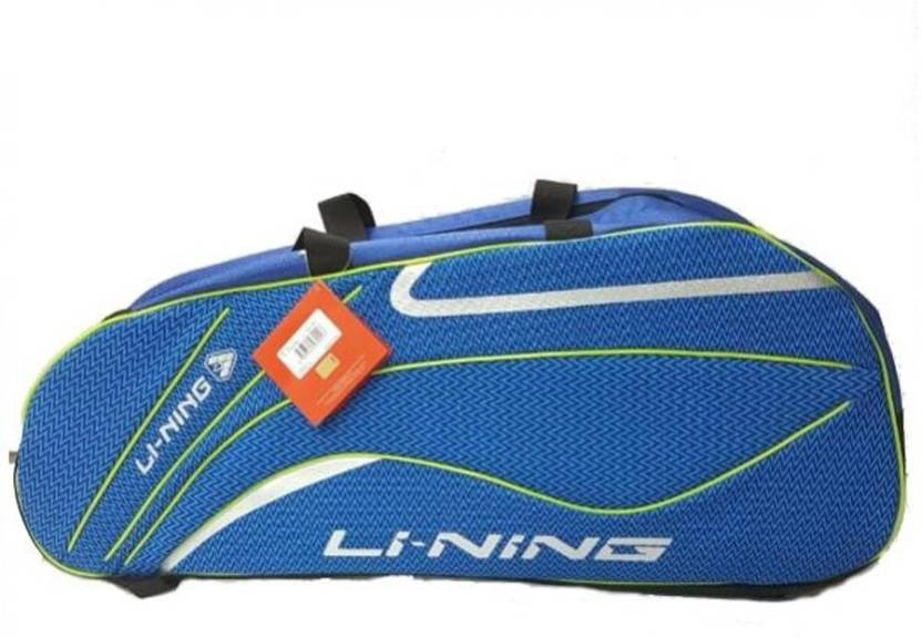 c8a3e1e6d7a6 Li-Ning ABSL392 9in1 Special Badminton Kitbag (With Separate Shoe  Compartment)
