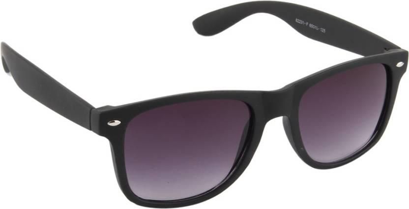 ab6a4795fa Buy Irayz Wayfarer Sunglasses Violet For Men   Women Online   Best ...