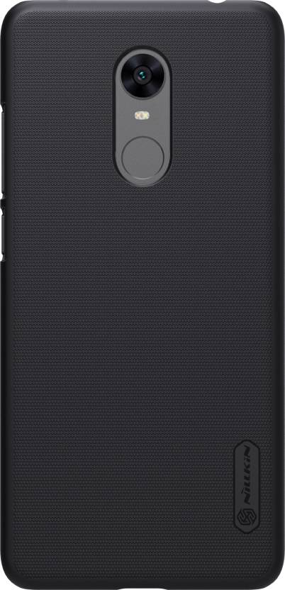 newest 5aad8 7729b Nillkin Back Cover for Mi Redmi Note 5