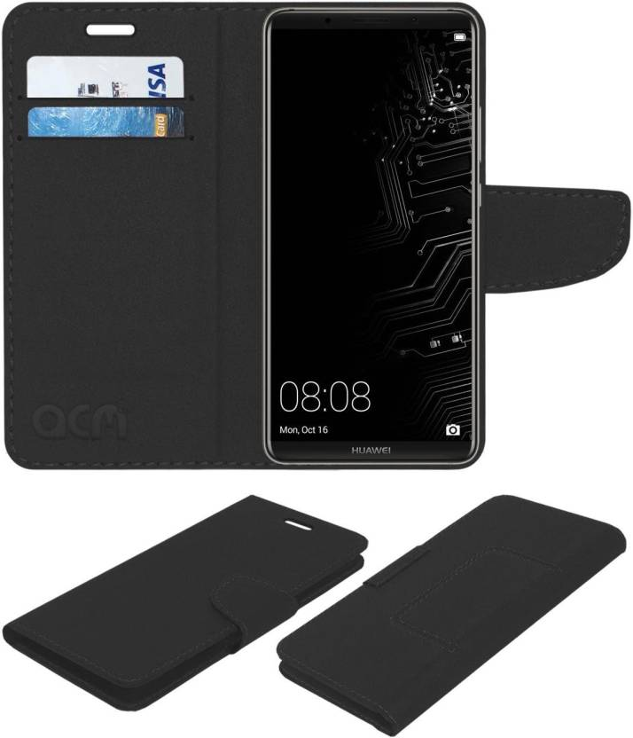 rivenditore all'ingrosso 8b4ce bb11e ACM Flip Cover for Huawei Mate 10 Pro