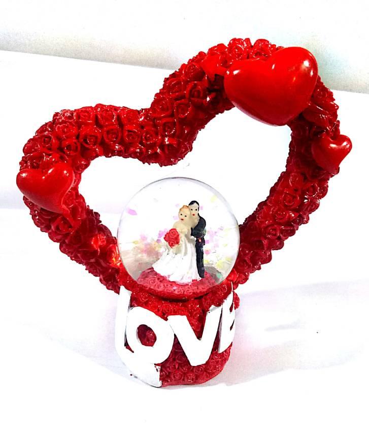 Tingoking Tingoking Designer Romantic Valentine Love Couple Statue ...