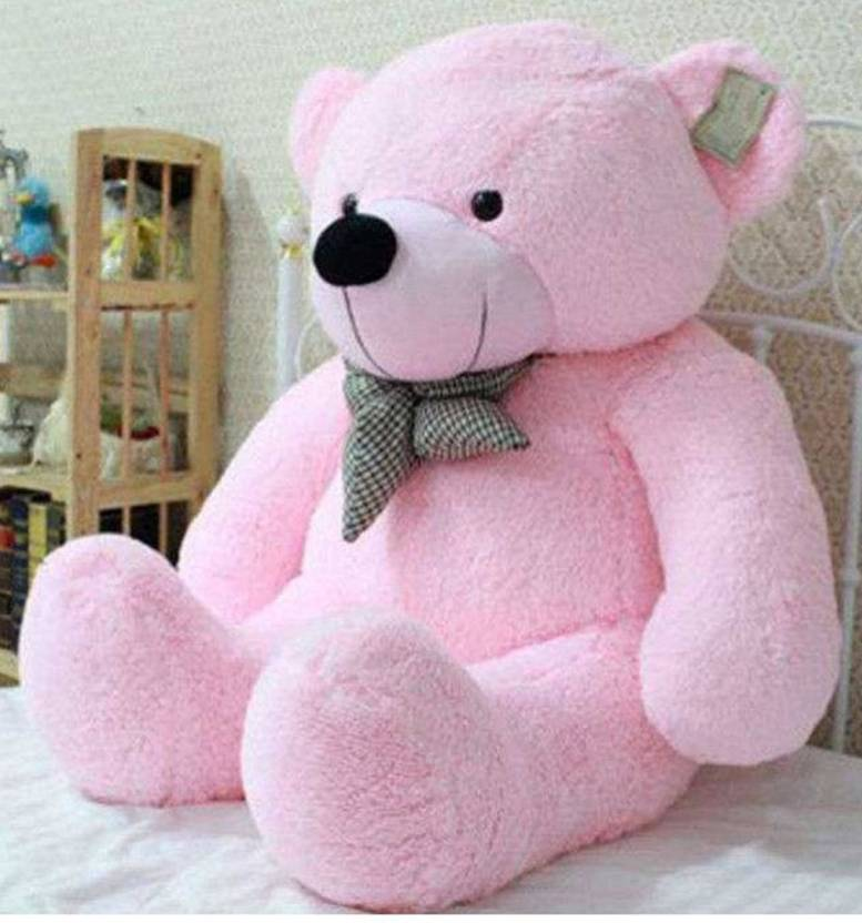 click4deal soft lovable hugable cute teddy bear pink best for