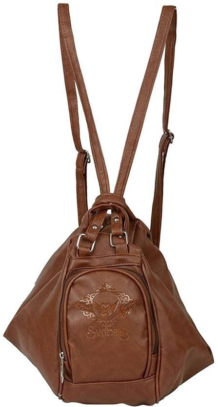 82b78e09dda MultiZone 2 in 1 Handbag Convertible Shoulder Sling Office College Bag 7 L  Backpack