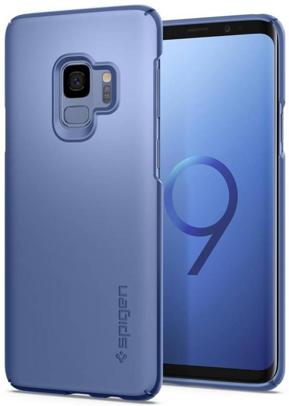 low cost fad00 f4772 Spigen Back Cover for Samsung Galaxy S9