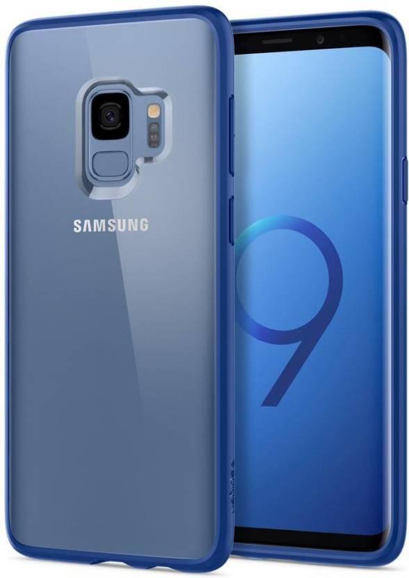 low cost 8c2af d8169 Spigen Back Cover for Samsung Galaxy S9