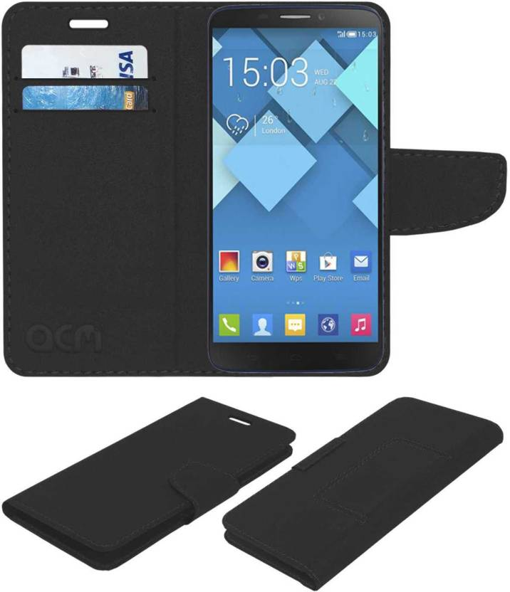 ACM Flip Cover for Alcatel One Touch Hero 8020 - ACM