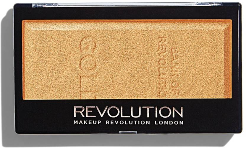 Makeup Revolution Highlighter (Gold Ingot)