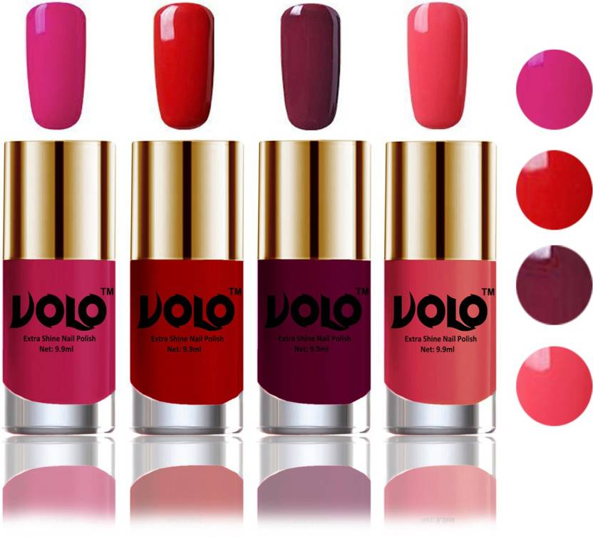 Volo Hd Colors High Shine Long Lasting Non Toxic Professional Nail