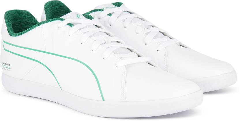 Puma Mercedes MAMGP Court Sneakers For Men - Buy Puma White-Spectra ... 0f21cd061