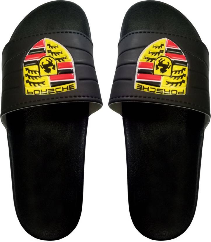zenkidfashion black stylish slides buy zenkidfashion black stylish