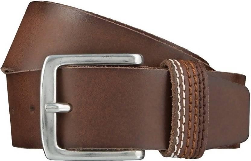 829cb77fa73 Timberland Men Brown Genuine Leather Belt Brown - Price in India |  Flipkart.com