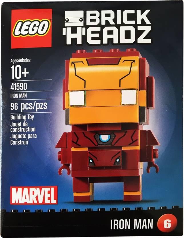 BrickheadzBuy Lego Lego Toys IndiaShop In BrickheadzBuy In Toys SzMpUV