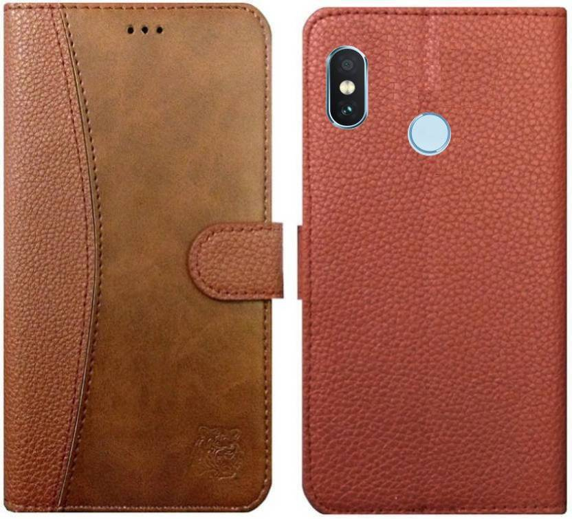 purchase cheap f0803 945d4 Spicesun Flip Cover for Mi Redmi Note 5 Pro