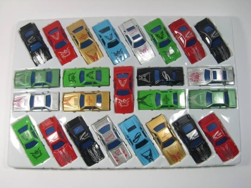 Gunvaan Multi Car Set Multicolor Multi Car Set Multicolor