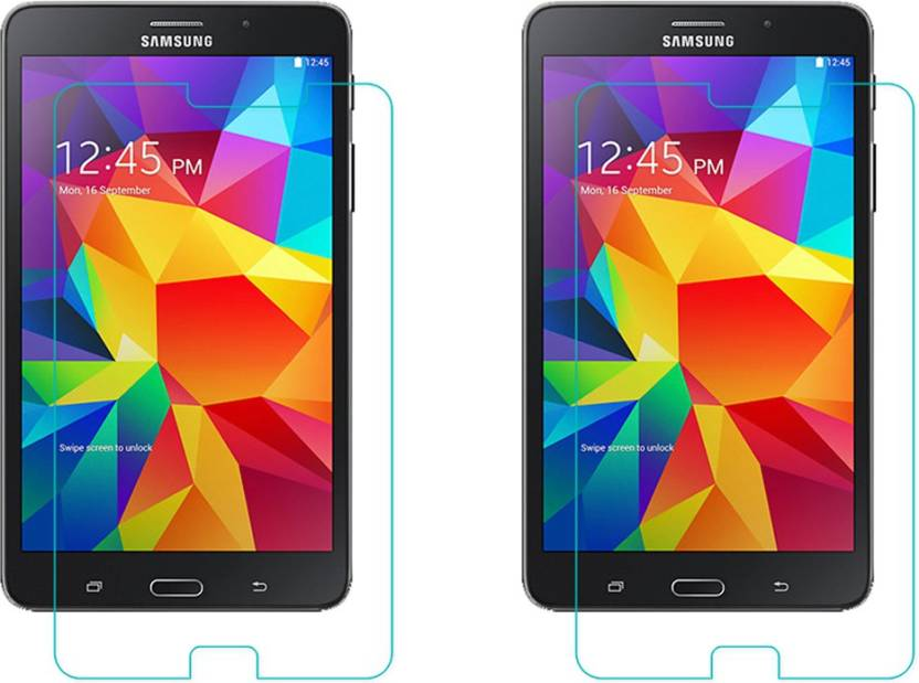 ACM Tempered Glass Guard for Samsung Galaxy Tab 4 Sm T231