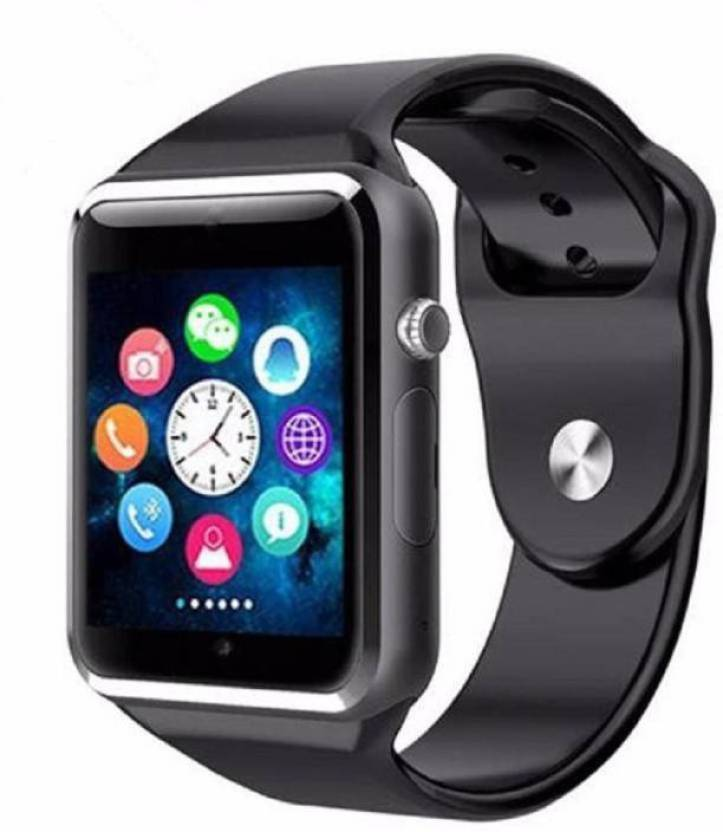 d2b641b6fd10 Sensivo Compitable with All 4G Smartphone DZ09 Gold Smartwatch With Camera  and Sim Card Support With Apps like Facebook and WhatsApp Touch Screen ...