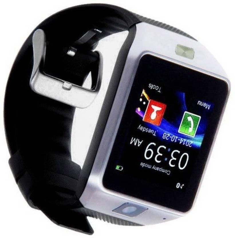 1b83046e9 Casreen Compitable with All 4G Smartphone DZ09 Gold Smartwatch With Camera  and Sim Card Support With ...