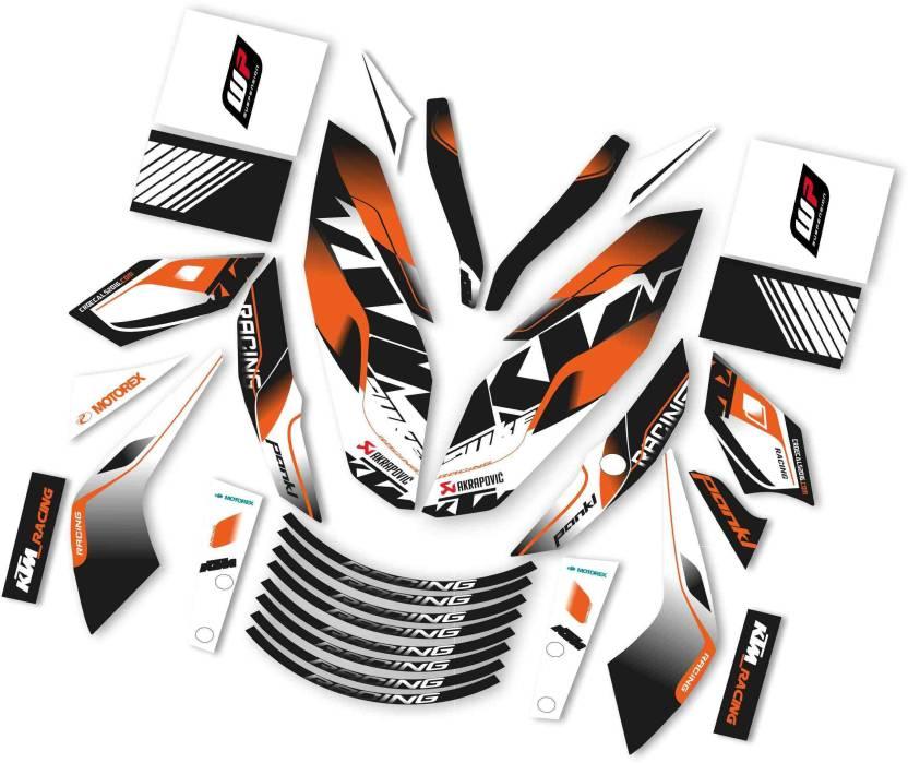 CR Decals Designs Motorcycle Design Sticker