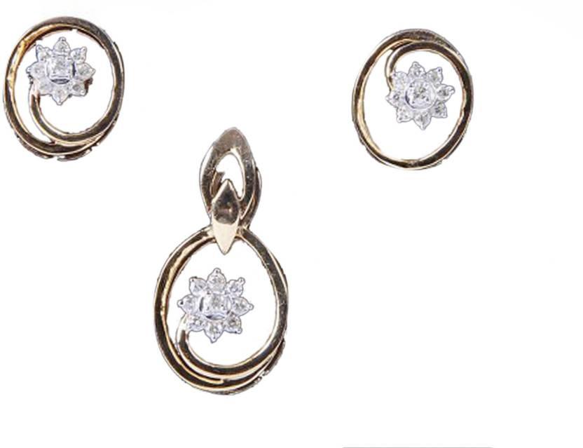 Anjali Jewellers Gold Jewel Set Price in India - Buy Anjali ...