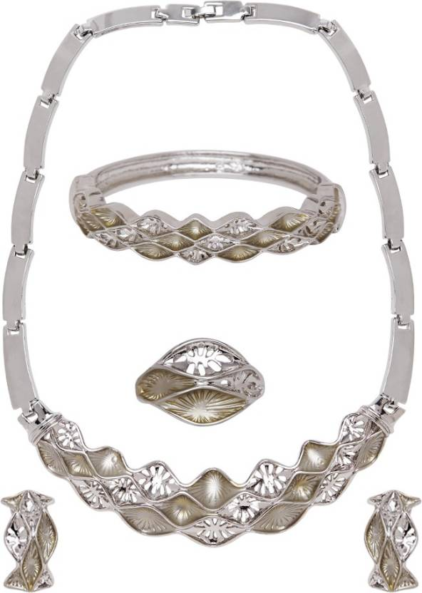 Diana Korr Alloy Jewel Set