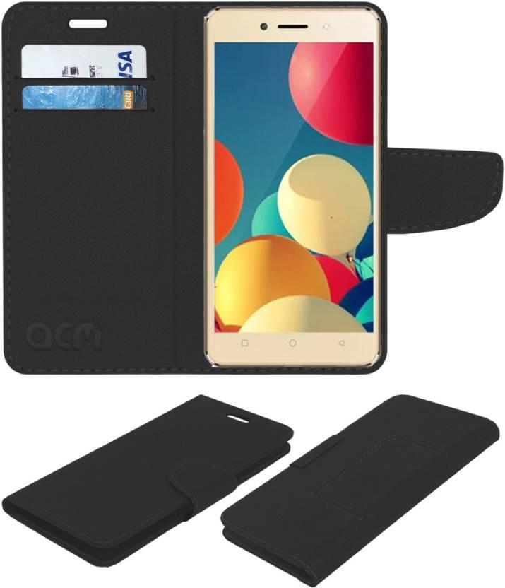 huge sale 667f4 ad42d ACM Flip Cover for Itel Wish A41 Plus - ACM : Flipkart.com
