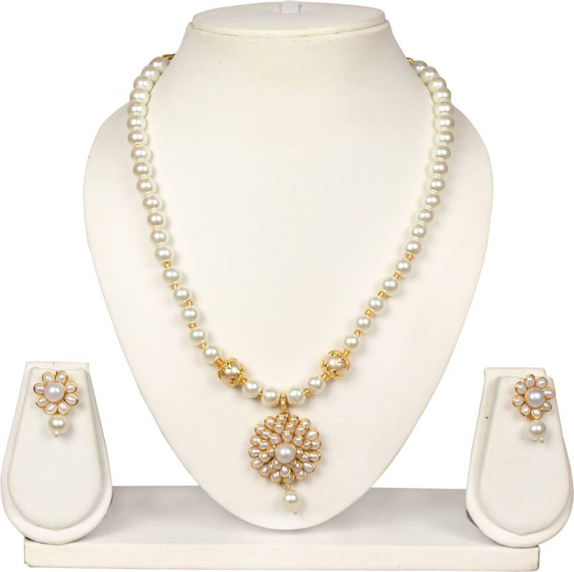 b62d4a95e Crazance Stone, Glass, Alloy Jewel Set Price in India - Buy Crazance ...