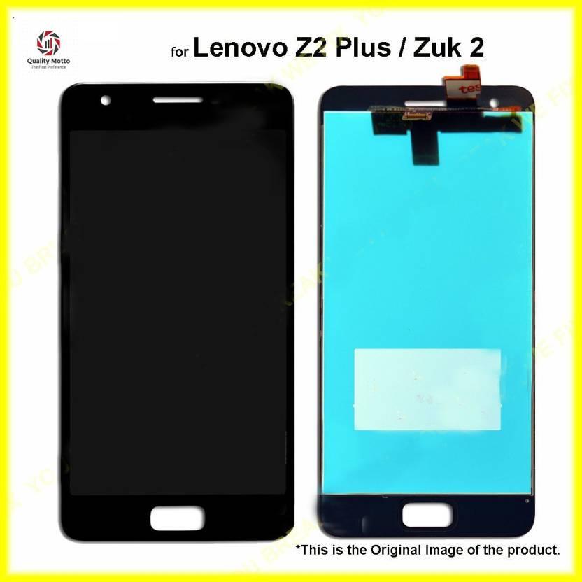 Quality Motto™ Lenovo Z2 Plus / Zuk Z2 Black Display IPS LCD (s / Zuk Z2 Black Display)