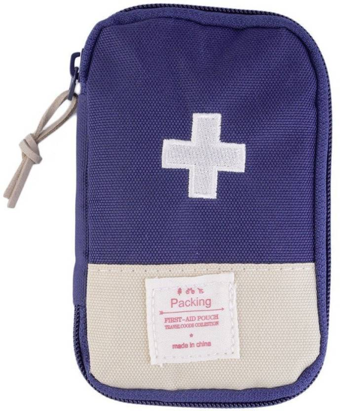 Swarish Travel Large First Aid Kit Pouch Medicine Storage