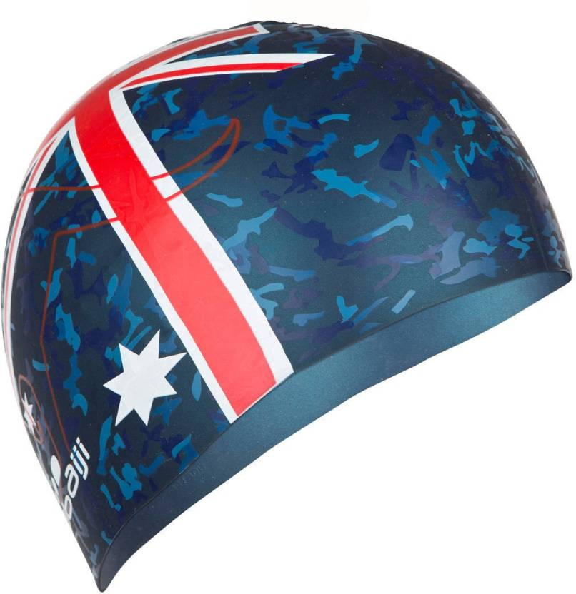 Nabaiji by Decathlon Silicone Australia 950 Swim Cap Swimming Cap