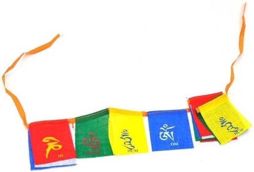 Seggo Tibetan Buddhist Prayer Flag For Royal Enfield Emblem Price In