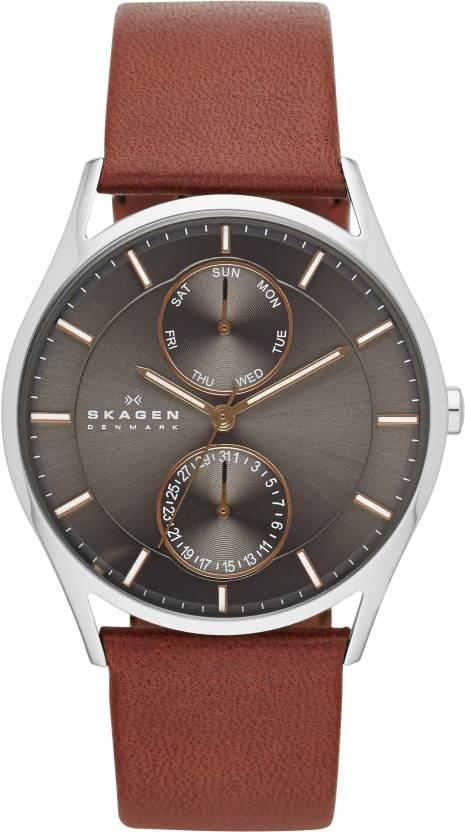 3f46eec6d5fdb8 Skagen SKW6086 Holst Watch - For Men - Buy Skagen SKW6086 Holst Watch - For  Men SKW6086 Online at Best Prices in India