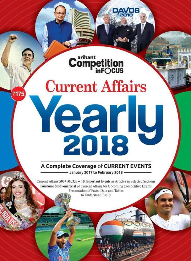 Current Affairs Yearly 2018 Buy Current Affairs Yearly 2018 By