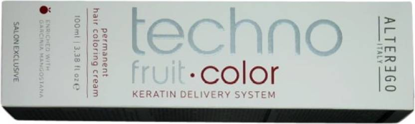 Alter Ego Techno Fruit Color Keratin Hair Color Price In India