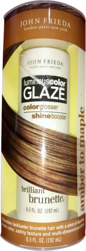 John Frieda Luminous Color Glaze Honing Tot Karamel
