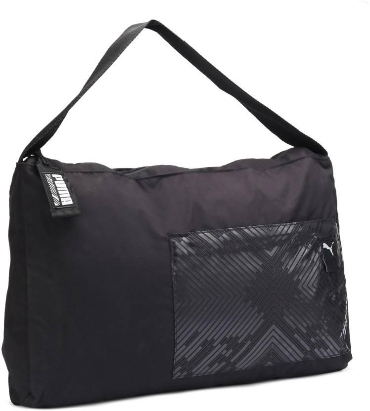 Buy Puma Shoulder Bag Puma Black-graphic Online   Best Price in ... fc9dff66958a7
