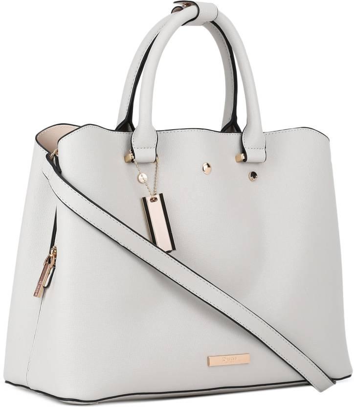 d80a8ed292d0 Buy Dune London Hand-held Bag GREY Online   Best Price in India ...