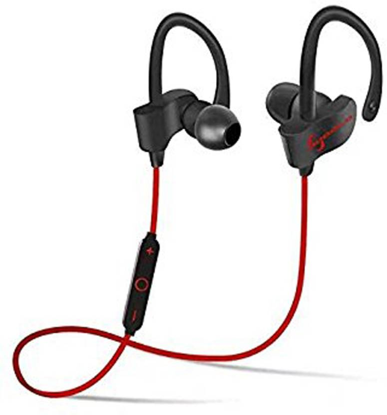 Buy Surety wireless bluetooth earphones compatible with samsung, oppo,vivo,apple, gionee
