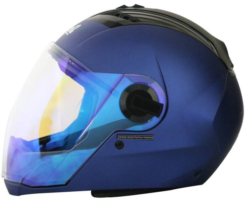 b6b73453 Steelbird AIR SBA-2 NIGHT VISION Motorbike Helmet - Buy Steelbird ...