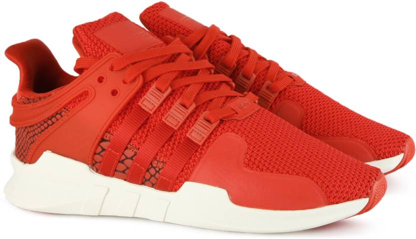 super popular b59ad 9df29 ADIDAS ORIGINALS EQT SUPPORT ADV Sneakers For Men (Red)