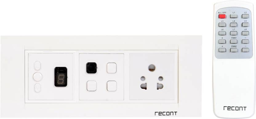 2b51dc93c76 recont 10 One Way Electrical Switch Price in India - Buy recont 10 ...