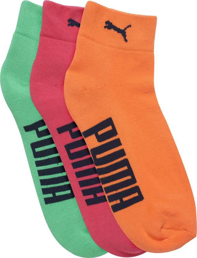 16d5230ae Puma Men Ankle Length Socks - Buy Puma Men Ankle Length Socks Online ...